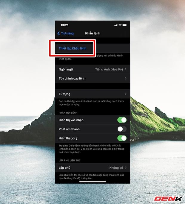 Ngoài Face ID và Touch ID, bạn còn có thể mở khóa iPhone bằng giọng nói - Ảnh 4.