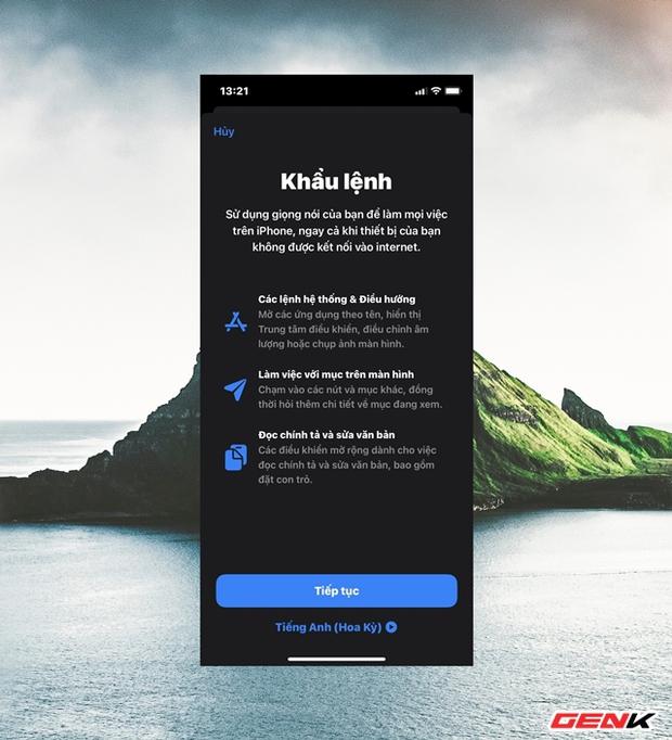 Ngoài Face ID và Touch ID, bạn còn có thể mở khóa iPhone bằng giọng nói - Ảnh 5.