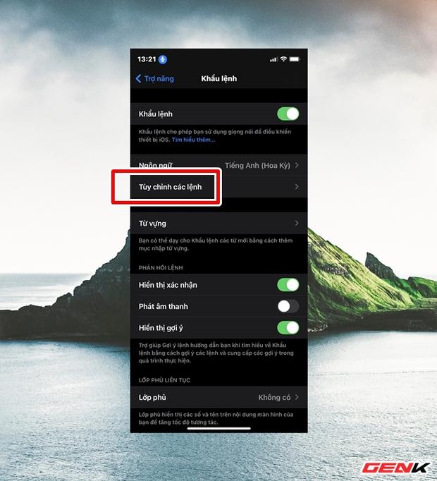Ngoài Face ID và Touch ID, bạn còn có thể mở khóa iPhone bằng giọng nói - Ảnh 6.