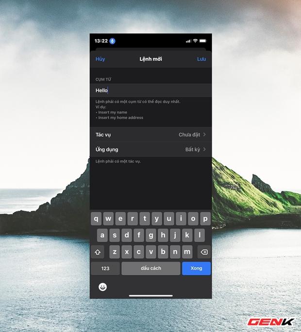 Ngoài Face ID và Touch ID, bạn còn có thể mở khóa iPhone bằng giọng nói - Ảnh 8.
