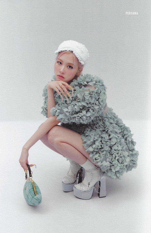 Fan làm clip PR cho Rosé (BLACKPINK) xịn hơn teaser của YG nhưng lại đặt mục tiêu debut solo khá khiêm tốn? - Ảnh 17.