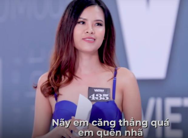 Next Top Model: Nàng Á hậu bị Võ Hoàng Yến dằn mặt cực gắt vì thản nhiên nhai kẹo cao su khi casting - Ảnh 5.