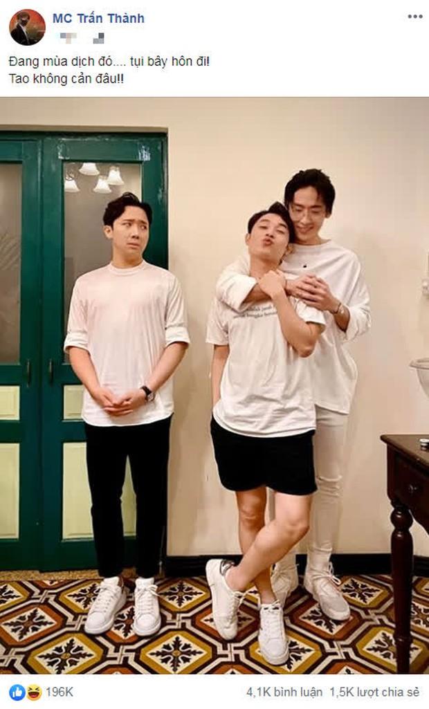 Trúc Nhân đã có động thái giữa nghi vấn nghỉ chơi Ali Hoàng Dương, ai ngờ Trấn Thành bị gọi tên vì chi tiết này - Ảnh 4.