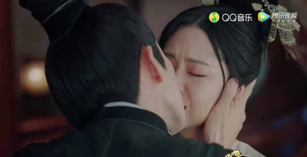 Đàm Tùng Vận có màn hôn chan nước mắt với Chung Hán Lương, Cẩm Tâm Tựa Ngọc hứa hẹn ngược banh chành - Ảnh 3.