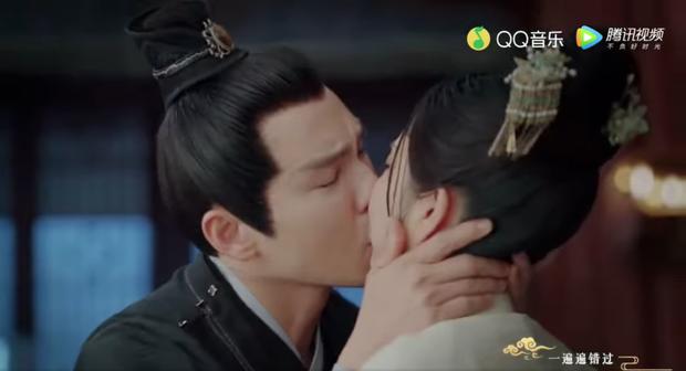 Đàm Tùng Vận có màn hôn chan nước mắt với Chung Hán Lương, Cẩm Tâm Tựa Ngọc hứa hẹn ngược banh chành - Ảnh 2.