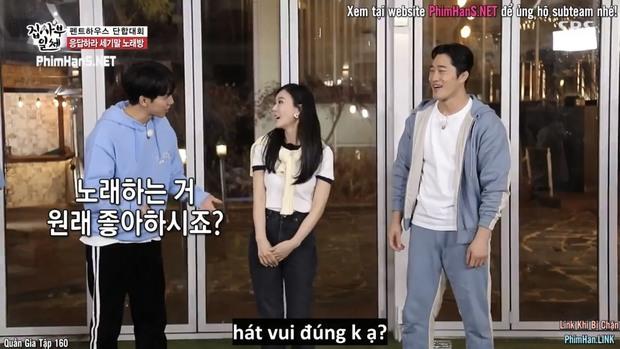 Ác nữ Penthouse khoe giọng hát... dở, chứng minh câu: Giọng cao giả mạo Cheon Seo Jin! - Ảnh 6.
