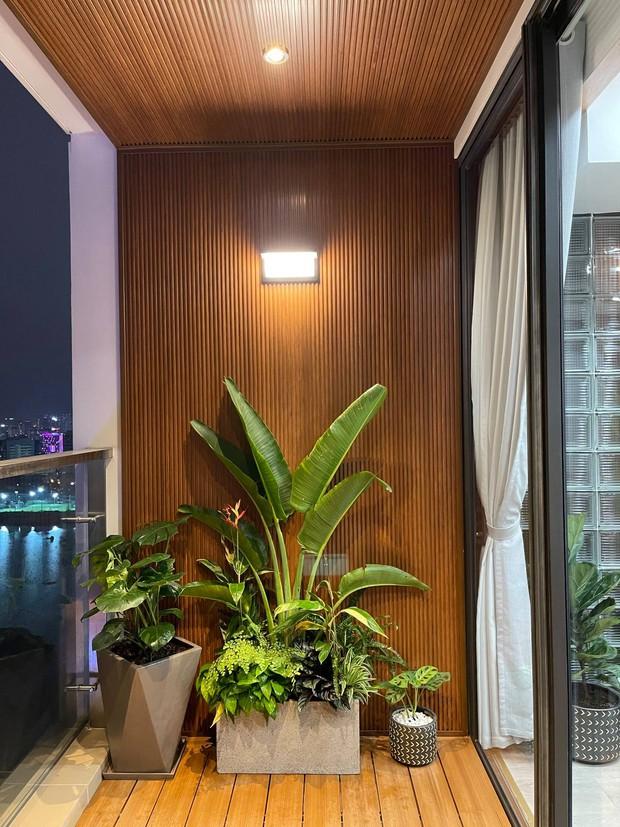 KTS mạnh tay chơi 4 phong cách cho căn hộ Vinhomes: Indochine kết hợp Wabi Sabi, thêm chút resort và có cả Art Deco - Ảnh 18.