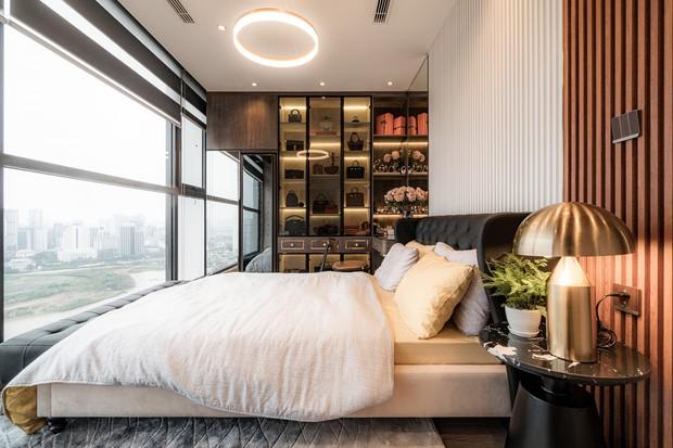 KTS mạnh tay chơi 4 phong cách cho căn hộ Vinhomes: Indochine kết hợp Wabi Sabi, thêm chút resort và có cả Art Deco - Ảnh 13.
