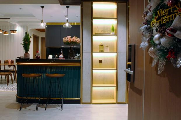 KTS mạnh tay chơi 4 phong cách cho căn hộ Vinhomes: Indochine kết hợp Wabi Sabi, thêm chút resort và có cả Art Deco - Ảnh 1.