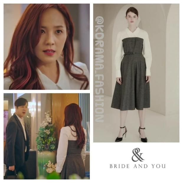 """Oh Yoon Hee """"rửa phèn"""" thành công ở Penthouse 2, nâng cấp style đúng chuẩn quý cô thượng lưu bậc nhất - Ảnh 5."""