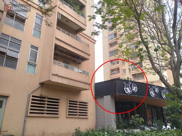 Hà Nội: Nữ sinh lớp 10 rơi từ tầng cao chung cư xuống mái tôn tử vong - Ảnh 2.