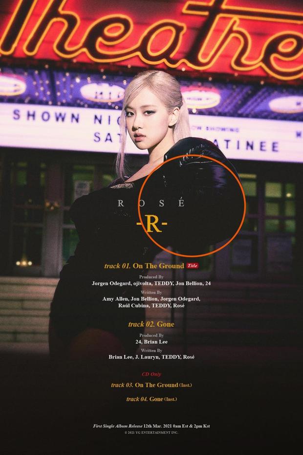 Trả lại tay của Rosé (BLACKPINK) đây nào, đừng bao giờ tin tưởng designer nhà YG bạn nhé! - Ảnh 8.
