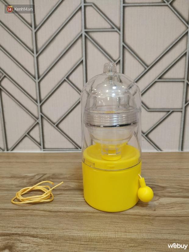 Máy làm trứng lòng vàng giá 89K: Kéo cưa lừa xẻ tầm 1 phút là có trứng full vàng vi diệu - Ảnh 4.