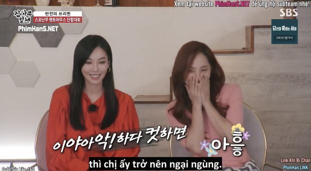 Ác nữ Cheon Seo Jin bị tiểu tam Oh Yoon Hee tố hai mặt sau ống kính? - Ảnh 4.