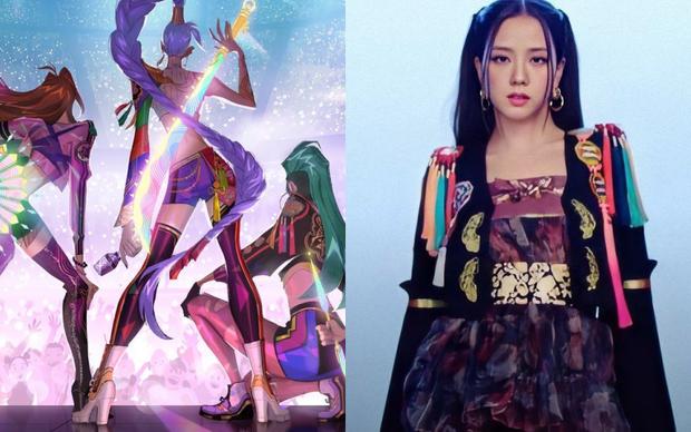 Khổ thân Jisoo lẫn BLACKPINK, có bộ hanbok thiết kế riêng rồi mà cứ bị đạo nhái mãi thôi! - Ảnh 3.