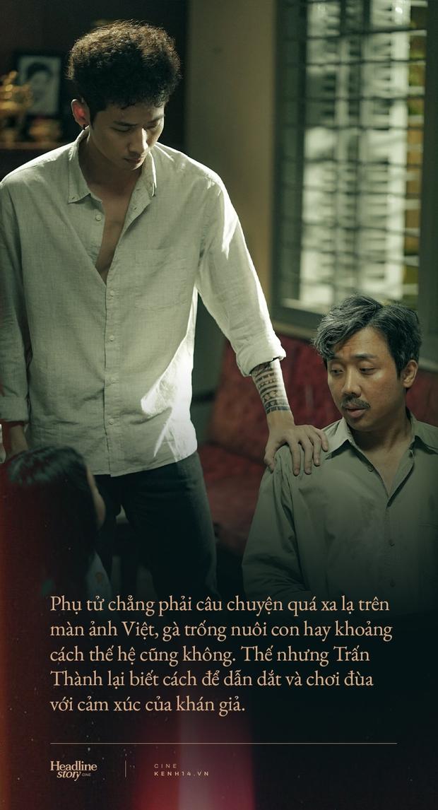 Bố Già - Bức tranh cảm động, xót xa về gia đình Việt - Ảnh 1.