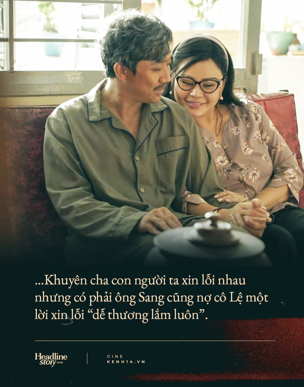 Bố Già - Bức tranh cảm động, xót xa về gia đình Việt - Ảnh 15.