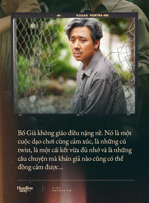 Bố Già - Bức tranh cảm động, xót xa về gia đình Việt - Ảnh 17.