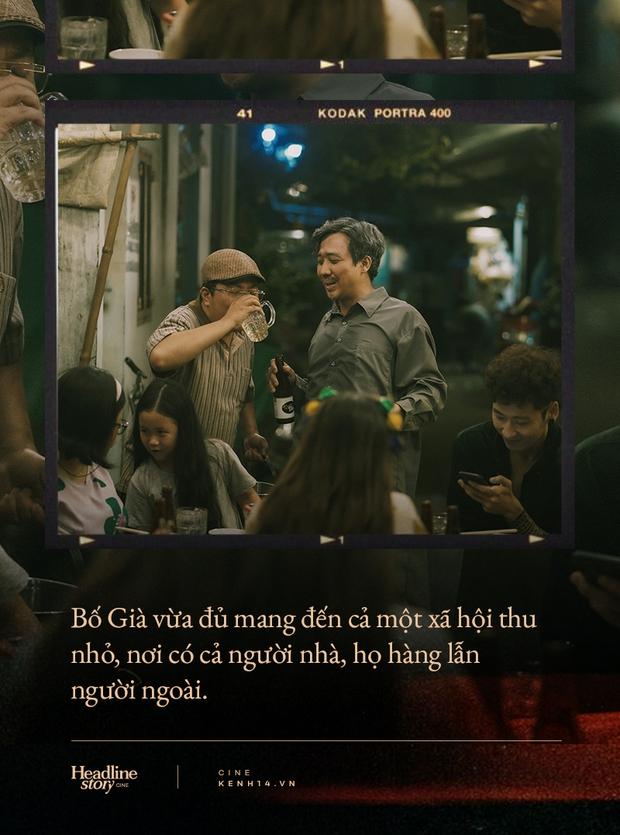Bố Già - Bức tranh cảm động, xót xa về gia đình Việt - Ảnh 2.