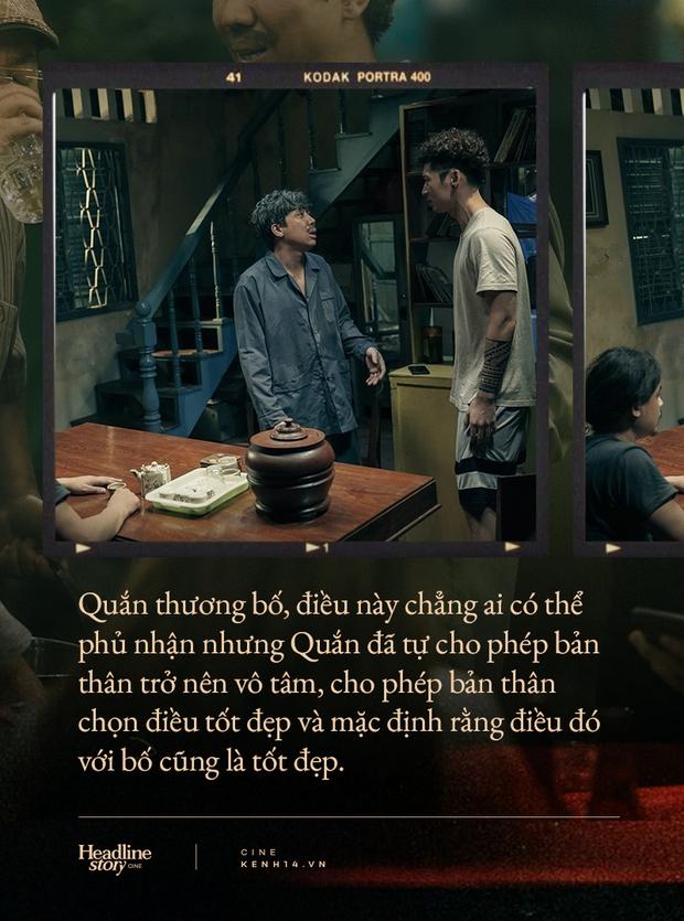 Bố Già - Bức tranh cảm động, xót xa về gia đình Việt - Ảnh 4.