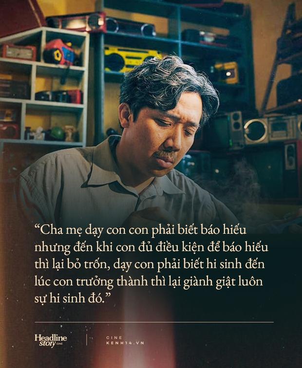 Bố Già - Bức tranh cảm động, xót xa về gia đình Việt - Ảnh 7.