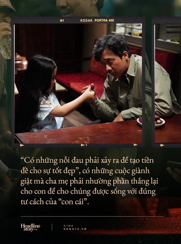 Bố Già - Bức tranh cảm động, xót xa về gia đình Việt - Ảnh 8.