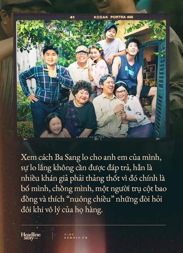 Bố Già - Bức tranh cảm động, xót xa về gia đình Việt - Ảnh 10.