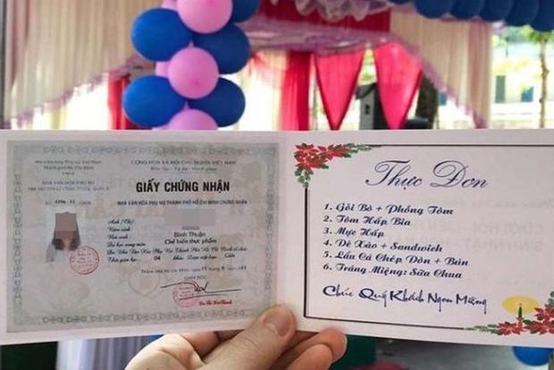 Những menu tiệc cưới bá đạo ngoài sức tưởng tượng, người trẻ ngày nay kết hôn thú vị ghê! - Ảnh 11.