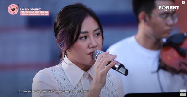 Bản mashup của Văn Mai Hương và Hòa Minzy gây bão MXH, lăm le top 1 trending nhưng ai nhỉnh hơn ai? - Ảnh 4.
