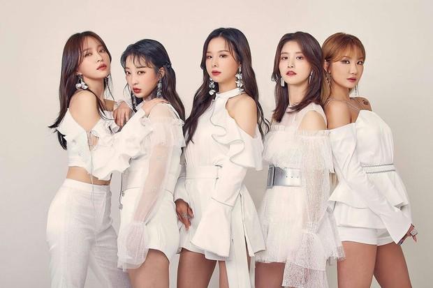Girlgroup lận đận suốt 10 năm tiết lộ chuẩn bị tan rã thì bài hát bỗng khuấy đảo BXH, Knet nghĩ ngay đến EXID ngày nào - Ảnh 5.