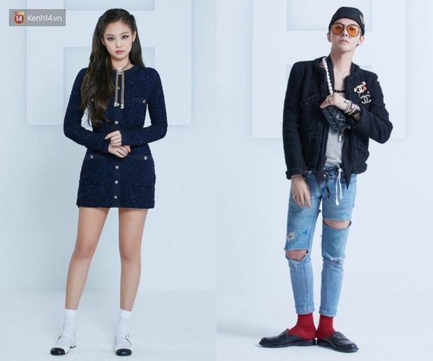 Chanel bất ngờ tung clip quảng bá của G-Dragon - Jennie: Cả bầu trời visual và khí chất đỉnh cao, couple sang nhất Kpop đây rồi! - Ảnh 11.