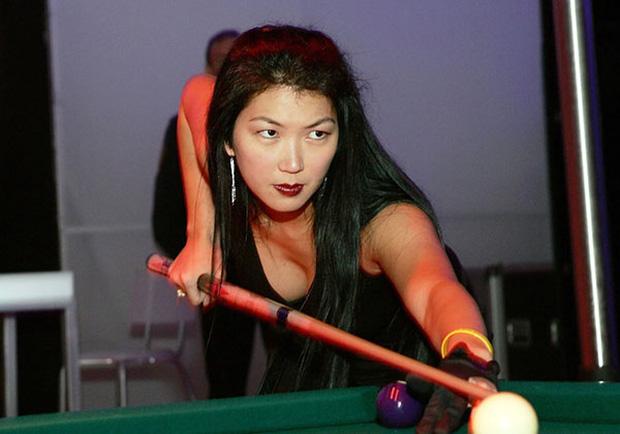 Nữ cơ thủ bi-a người Mỹ gốc Hàn bị ung thư buồng trứng, nếu thuộc nhóm người này bạn cũng nên cẩn thận - Ảnh 1.