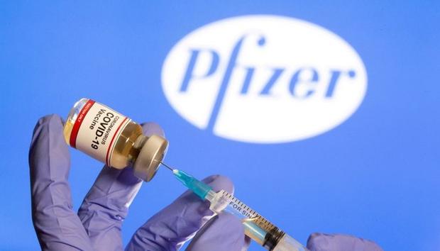 Vaccine Covid-19 của Pfizer/BioNTech có tác dụng với biến thể mới ở Brazil - Ảnh 1.