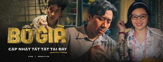 Hari Won: Bố Già được chiết xuất nhiều từ bố của anh Trấn Thành. Bố ở ngoài sao thì lên phim y như vậy - Ảnh 8.