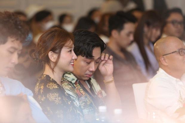 Hari Won: Bố Già được chiết xuất nhiều từ bố của anh Trấn Thành. Bố ở ngoài sao thì lên phim y như vậy - Ảnh 6.