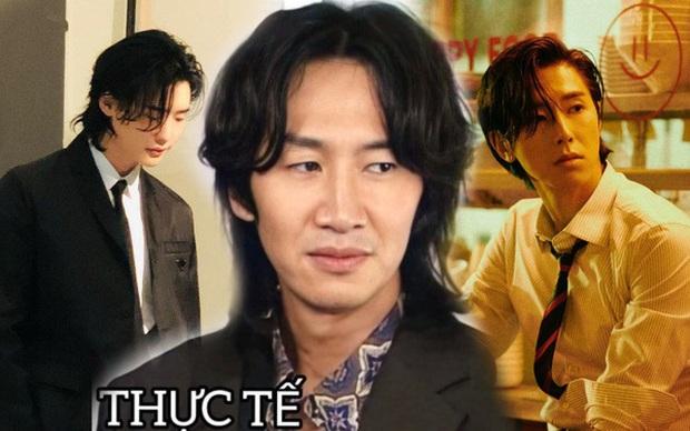 Ra đây mà xem, Lee Kwang Soo cuối cùng cũng chịu cắt bỏ đuôi tóc rồi đây này! - Ảnh 5.