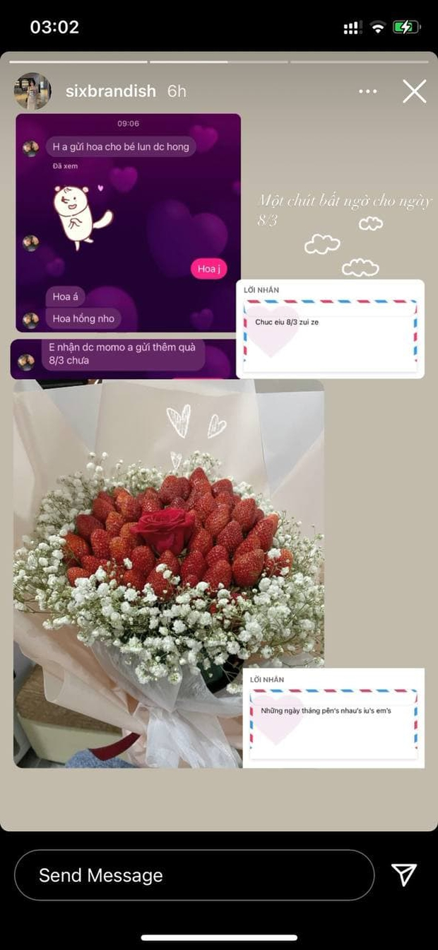 Tâm lí như Lai Bâng, tặng quà bạn gái hot girl ngày 8/3 theo cách mà ai cũng phải xiêu lòng - Ảnh 1.