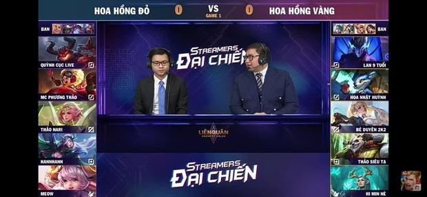 Mang Krixi vào showmatch cùng hội chị em ngày 8/3,  MC Phương Thảo bị cộng đồng Liên Quân cà khịa cực mạnh - Ảnh 3.
