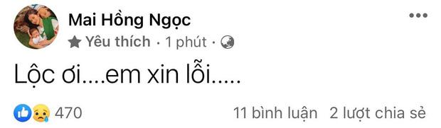 Hay tin phù thuỷ trang điểm Minh Lộc qua đời, Đông Nhi - Đặng Thu Thảo bỗng đăng status Em xin lỗi - Ảnh 2.