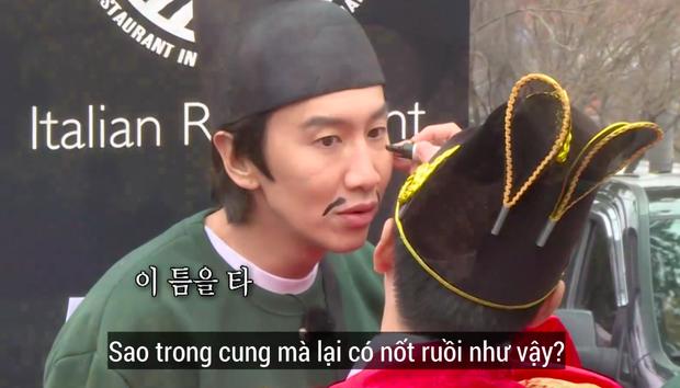 Ra đây mà xem, Lee Kwang Soo cuối cùng cũng chịu cắt bỏ đuôi tóc rồi đây này! - Ảnh 7.
