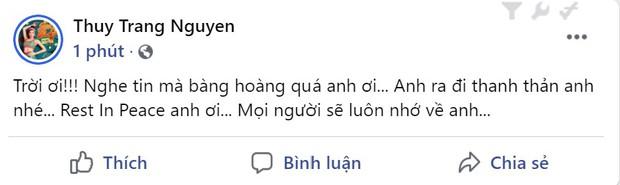Phù thuỷ trang điểm cho Hoa hậu Đặng Thu Thảo và Nhã Phương, đột ngột qua đời, Mai Phương Thúy cùng dàn sao Việt bàng hoàng - Ảnh 8.