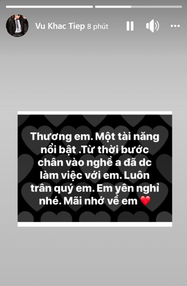 Phù thuỷ trang điểm cho Hoa hậu Đặng Thu Thảo và Nhã Phương, đột ngột qua đời, Mai Phương Thúy cùng dàn sao Việt bàng hoàng - Ảnh 5.