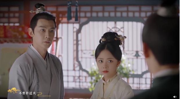 Chung Hán Lương ly hôn với Đàm Tùng Vận vì vợ thân thiết với trai lạ trong Cẩm Tâm Tựa Ngọc - Ảnh 3.