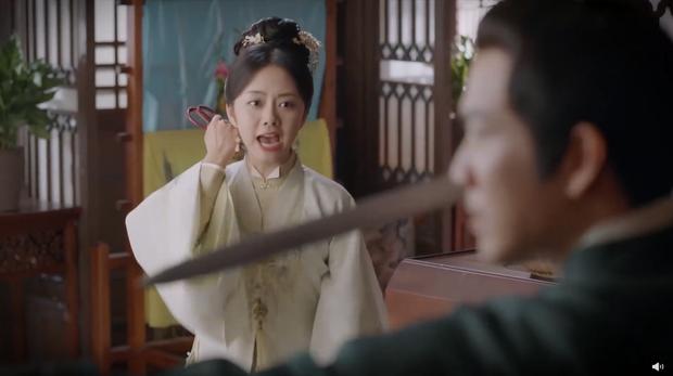 Chung Hán Lương ly hôn với Đàm Tùng Vận vì vợ thân thiết với trai lạ trong Cẩm Tâm Tựa Ngọc - Ảnh 4.