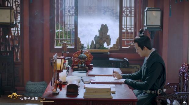 Chung Hán Lương ly hôn với Đàm Tùng Vận vì vợ thân thiết với trai lạ trong Cẩm Tâm Tựa Ngọc - Ảnh 6.