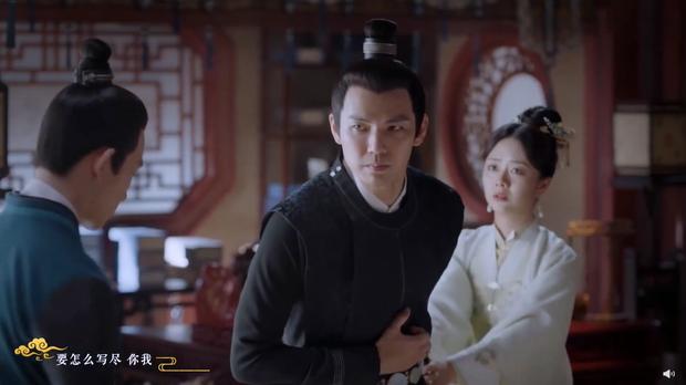 Chung Hán Lương ly hôn với Đàm Tùng Vận vì vợ thân thiết với trai lạ trong Cẩm Tâm Tựa Ngọc - Ảnh 10.