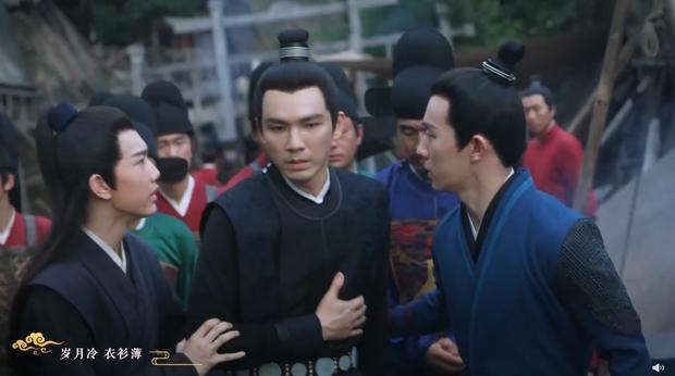 Chung Hán Lương ly hôn với Đàm Tùng Vận vì vợ thân thiết với trai lạ trong Cẩm Tâm Tựa Ngọc - Ảnh 15.
