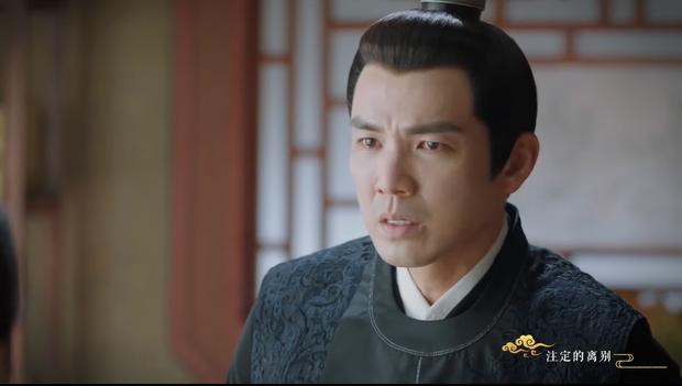 Chung Hán Lương ly hôn với Đàm Tùng Vận vì vợ thân thiết với trai lạ trong Cẩm Tâm Tựa Ngọc - Ảnh 8.