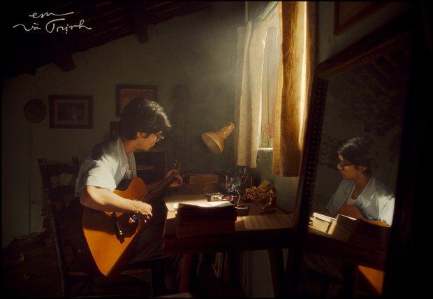Phim về Trịnh Công Sơn tung first look đầu tiên đẹp nên thơ sau tranh cãi nhiều chiều về nam chính - Ảnh 2.