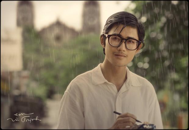 Phim về Trịnh Công Sơn tung first look đầu tiên đẹp nên thơ sau tranh cãi nhiều chiều về nam chính - Ảnh 5.